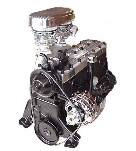 1950 Plymouth Engine Rebuild Page