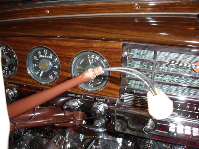 Turn Signal Relay >> 1950 Plymouth Overdrive Transmission Rebuild