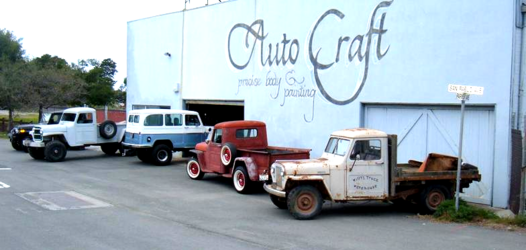 Willys Truck Warehouse